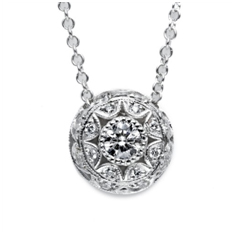 who offers the best diamond pendant boca raton?